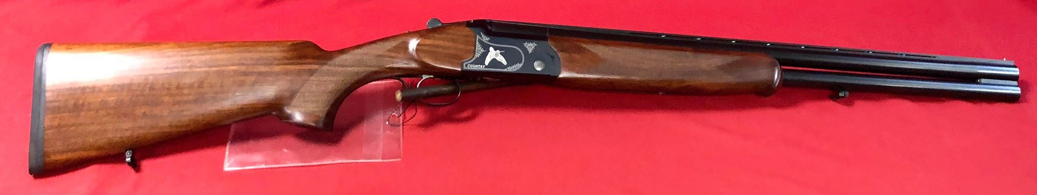 Fusil Contry Becassier 12/76