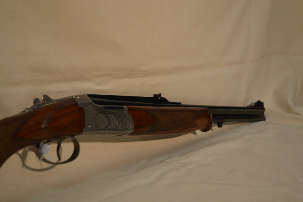Express Chapuis Super Orion, calibre 8x57 JRS, double détente, extracteur. 1700€