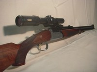 Express Franchi, modele X-press, calibre 30R Blaser, en bon etat.
